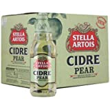 Stella Artois Cidre Pear Cider (12 x 500ml Pint Bottles)