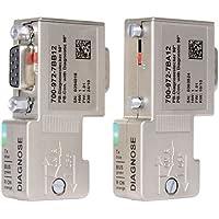 700-972-7BB12 PROFIBUS Connector, with diagnostic LEDs