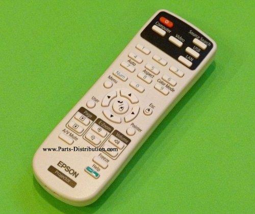 Epson Projector Remote Control: EX3210, EX5210, EX7210