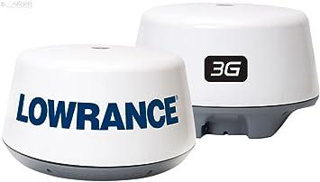 Lowrance Antena De Radar De Banda Ancha 3G ™ Radar: Amazon.es ...