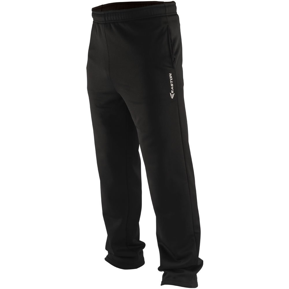 Easton Youth Pro Performance Fleece Sweatpants Size Large Charcoal