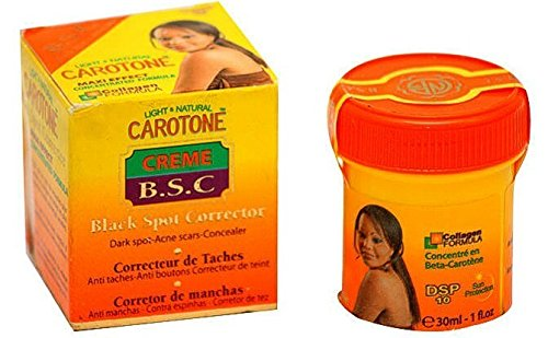 Carotone Black Spot Corrector Cream 30ml