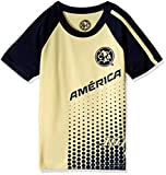 America Playera para Niños,  color Amarillo, CH