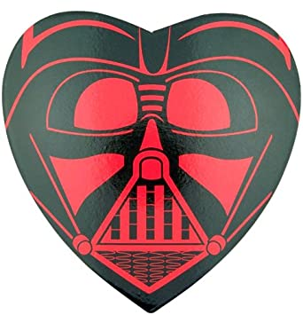 Amazon Com Star Wars Fan Valentines Day Gift Darth Vader Box