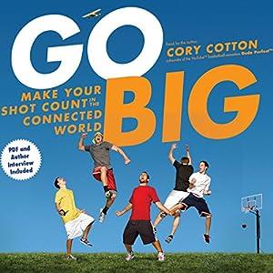 Go Big | Livre audio