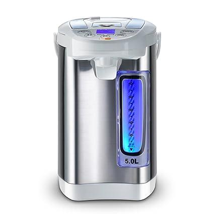 XUEQIN Hervidores y dispensadores de agua caliente Caldera Eléctrica Certificación Internacional Multi-Función LCD Digital