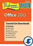 Professor Teaches Office 2013 Tutorial Set - Academic [Download]