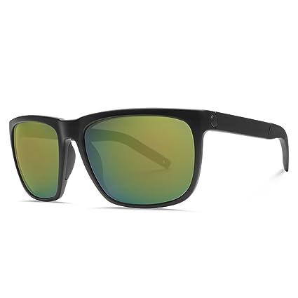 f588f7a759 Electric Visual Knoxville XL S Matte Black OHM+Polarized Bronze Green  Sunglasses