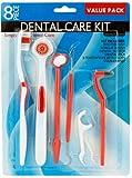 Dental Care Tool Kit 6 pcs sku# 1278028MA