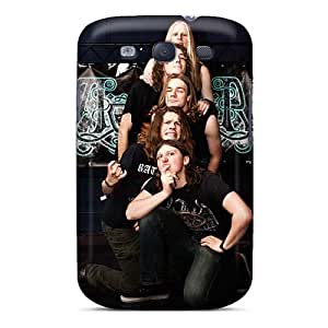 Great Hard Cell-phone Cases For Samsung Galaxy S3 (jCB17775OuCo) Provide Private Custom Fashion Dissection Band Image