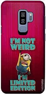 Macmerise Limited Edition Minion Pro Case For Samsung S9 Plus