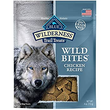 Amazon.com : Blue Buffalo Wilderness Trail Treats Wild