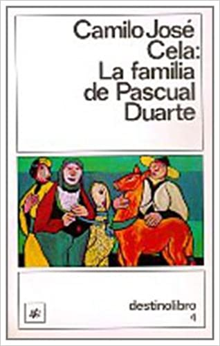 Familia de pascual Duarte, la ((2) Destinolibro): Amazon.es ...