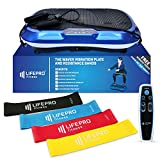 LifePro Vibration Plate Exercise Machine - Whole Body Workout...