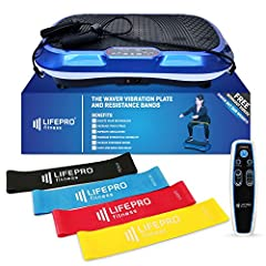 ➤ Are you looking to get in great shape but intimated about expensive gyms?➤ Do you have nagging injuries and health concerns and want to get back to feeling like yourself again?With LifePro Waver, you can get in a fast, effective, low-impact...