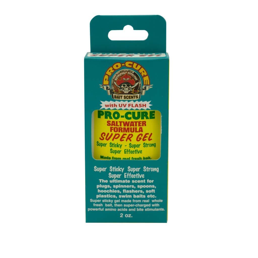 Pro-Cure Salt Water Formula Super Gel, 2 Ounce