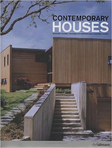Contemporary Houses Moderne Hauser Maisons Contemporaines