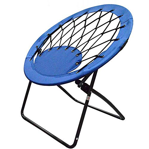 Impact Canopy Bungee Chair, Portable Folding Chair, Web, Royal Blue