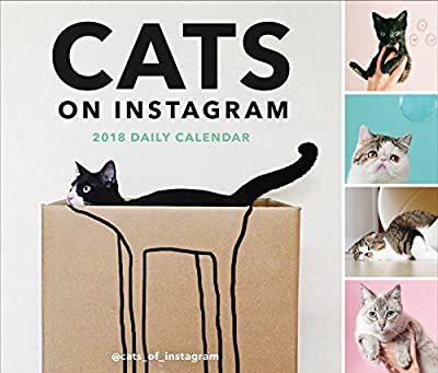 2018 Daily Cal: Cats on Instagram