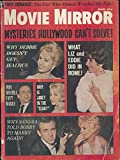 img - for Movie Mirror, Vol. 6, No. 5 (March 1962) book / textbook / text book