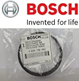 Bosch 2604736001 Courroie dentée authentique pour rabots Bosch PHO100, PHO15-82, PHO1, PHO16-82, PHO20-82, GHO14,4V et GHO20-82