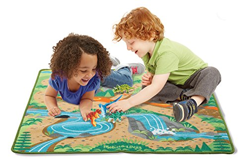 storic Playground Dinosaur Activity Rug (39 X 36