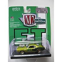 M2 Machines Auto-Drivers 1:64 R45 1971 Plymouth Hemi Cuda