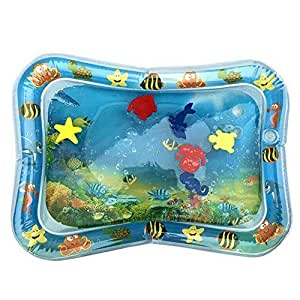 Placextre Water Filled Baby Inflatable Patted Pad Inflatable Water Cushion Playmat for Kids