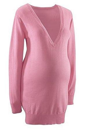 online retailer ede59 012ab Damen Marken Longpulli Gr. 36 38 Umstandsmode Damenpullover ...