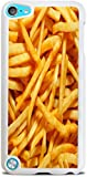 ipod touch 5 french fries cases - French Fries White Hardshell Case for iPod Touch 5G by Debbie's Designs