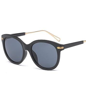 Nalkusxi Gafas de Sol para Hombres Lentes espejadas Planas ...