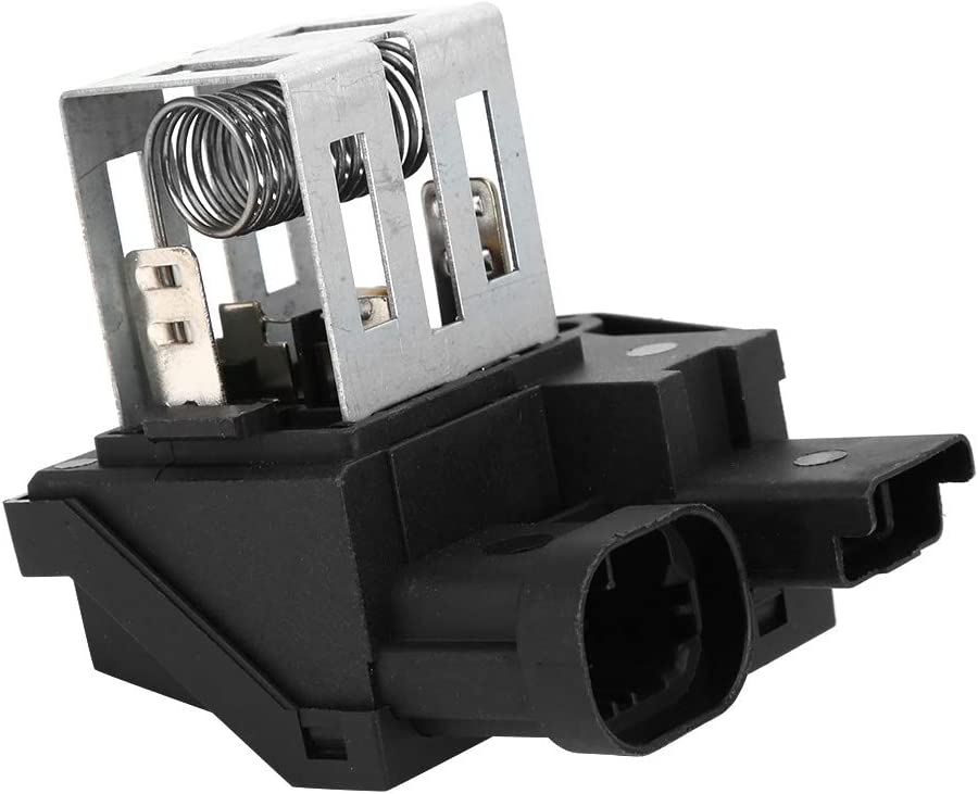 Blower Motor Resistor 9662872380 Radiator Fan Motor Relay Resistor Replacemet Fits for Citroen C2