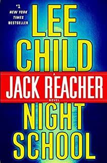 Book Cover: Night School: A Jack Reacher Novel