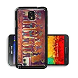 Liili Premium Samsung Galaxy Note 3 Aluminum Backplate Bumper Snap Case IMAGE ID: 9845534 Many people on the fresco in museum antropology in Mexico