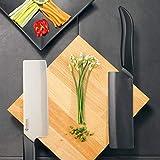Kyocera Revolution Nakiri Ceramic Knife, 6-inch