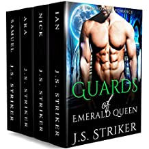 Guards of Emerald Queen: A Paranormal Romance