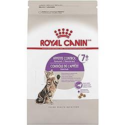 Royal Canin Spayed Neutered Appetite Control +7 Comida para Gatos, Sabor a Pollo, Tamaño Pequeño 2.7 kg (El empaque puede variar)