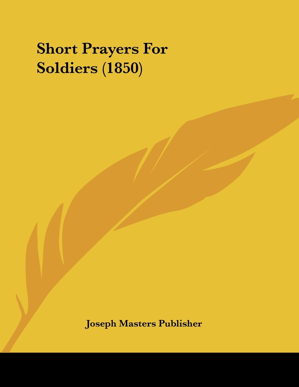 Download Short Prayers For Soldiers (1850) pdf epub