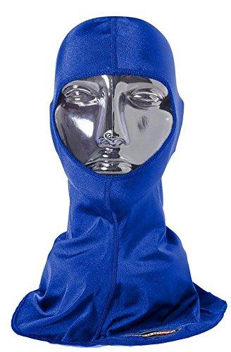 Henderson Lycra Hot Skins Bib Hood, Blue