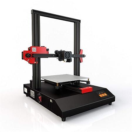Cvbndfe Impresora 3D Todo el Marco del Metal DIY 3D Kit de ...