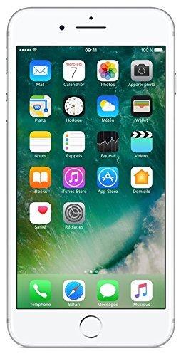 Apple iPhone 7 Plus Smartphone Débloqué Argent 32GB (Reconditionné ... c8789dbcb497