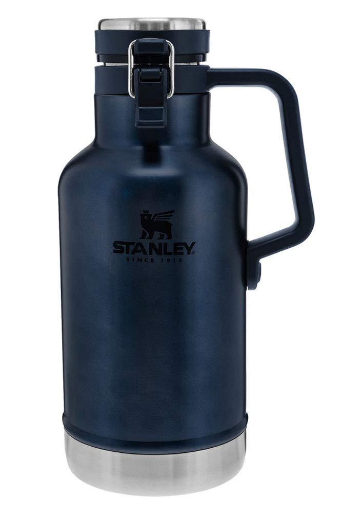 Stanley Nightfall Blue 64 oz Classic Vacuum Beer Growler