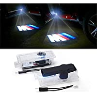 AutoPart for BMW M3 Car Door Logo Projector Ghost Shadow...