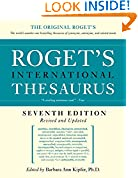 #9: Roget's International Thesaurus, 7th Edition