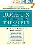 #8: Roget's International Thesaurus, 7th Edition