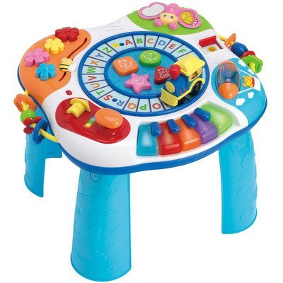 Winfun Letter Train And Piano Activity Table by WinFun