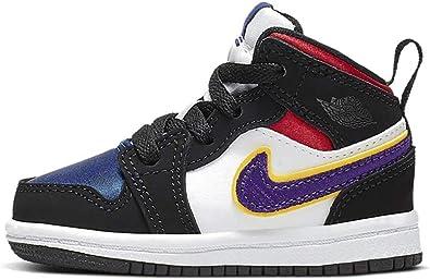 Nike Jordan 1 MID SE TD Black/Field