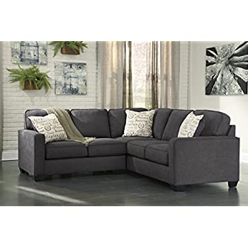 Admirable Amazon Com Alenya 16600 56 66 2Pc Sectional Sofa With Right Evergreenethics Interior Chair Design Evergreenethicsorg