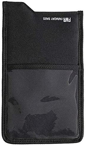 Larger Version For Multiple Key Fobs Firewire-Revoloution FWR Multi Car Keyless Fob Signal Protector Faraday Bag