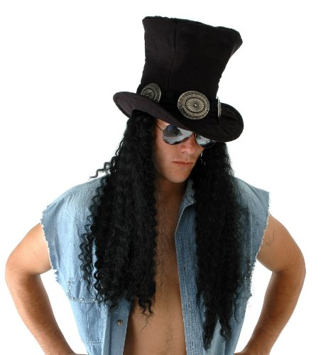 Slash Costume (Elope Guitar Superstar +)